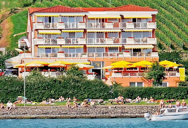 Osterurlaub Hotel Meersburg Ostern Friedrichshafen Grundonnerstag